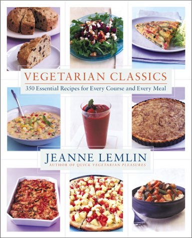 9780060194826: Vegetarian Classics: 300 Essential Recipes for Every Course and Every Meal