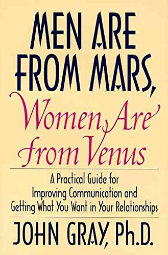 9780060195069: Men Are from Mars, Women Are from Venus: An Interactive Workshop on Cd-Rom/Book and Cd-Rom for Macintosh