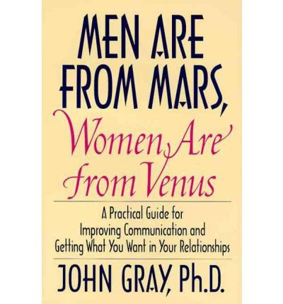 9780060195069: Men are from Mars, women are from Venus