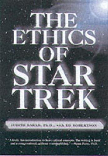 """9780060195304: The Ethics of """"Star Trek"""""""