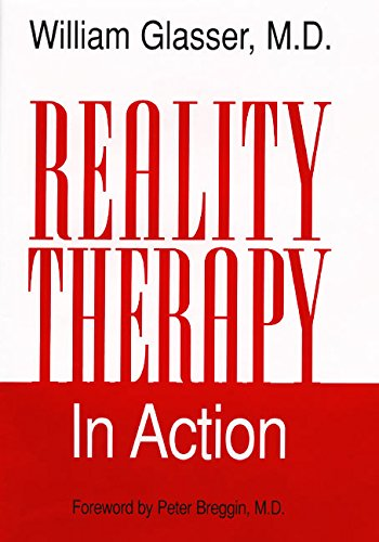 9780060195359: Reality Therapy in Action