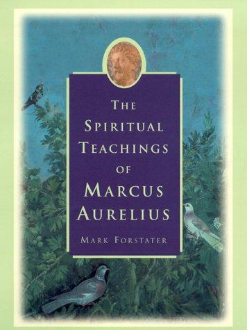 9780060195779: The Spiritual Teachings of Marcus Aurelius