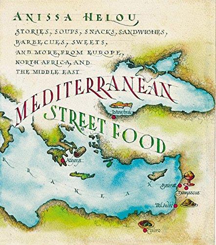 9780060195960: Mediterranean Street Food