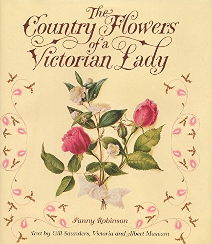 9780060197032: The Country Flowers of a Victorian Lady