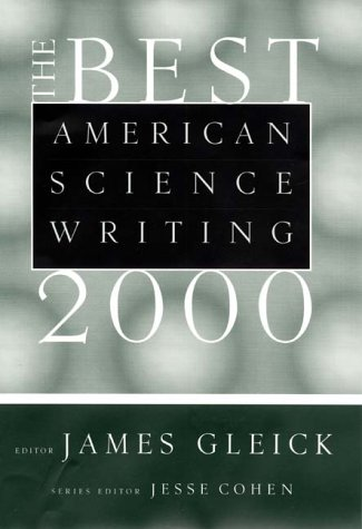 9780060197346: The Best American Science Writing 2000 (The Best American Series)