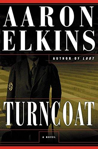 Turncoat: A Novel of Suspense: Elkins, Aaron