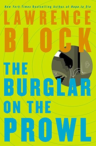 THE BURGLAR ON THE PROWL (SIGNED): Block, Lawrence