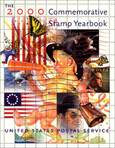 9780060198961: The 2000 Commemorative Stamp Yearbook