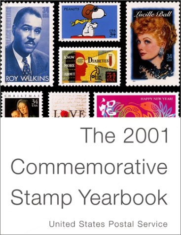 9780060198978: The 2001 Commemorative Stamp Yearbook