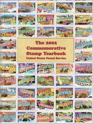 The 2002 Commemorative Stamp Yearbook: United States Postal