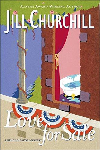 Love for Sale (Grace & Favor Mysteries, No. 4): Churchill, Jill