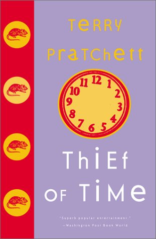 9780060199562: Thief of Time: A Novel of Discworld