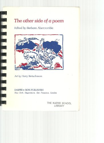 The Other Side of a Poem: Abercrombie, Barbara