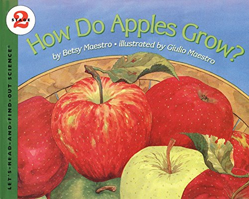 9780060200565: Let's-read-and-find-out Science: How Do Apples Grow?