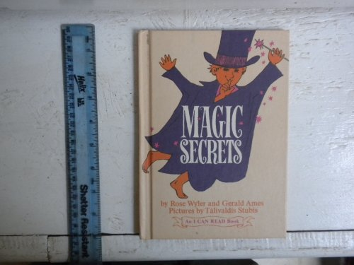 9780060200688: Magic Secrets [Hardcover] by