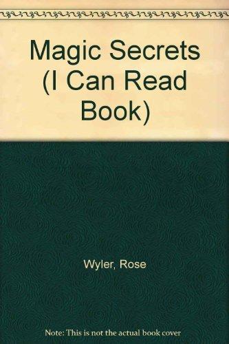 9780060200695: Magic Secrets (I Can Read Book)
