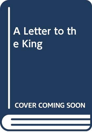 9780060200794: A Letter to the King (Mandarin Chinese and English Edition)