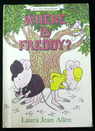 9780060200985: Where Is Freddy? (I Can Read Book)
