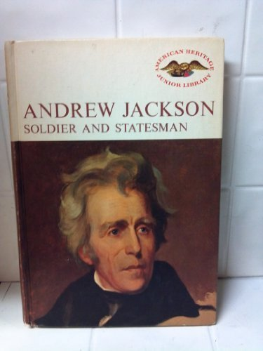 9780060201050: Andrew Jackson (American Heritage Junior Library)
