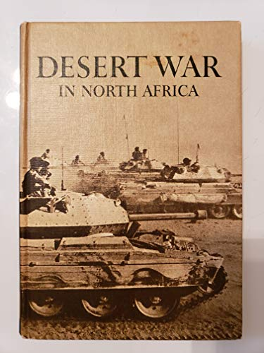 9780060201180: Desert War in North Africa