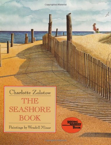 The Seashore Book (0060202130) by Charlotte Zolotow