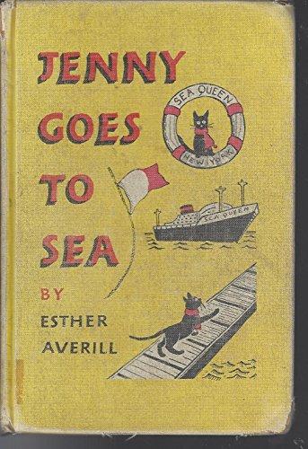 9780060202200: Jenny Goes to Sea