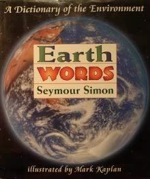 9780060202330: Earth Words: A Dictionary of the Environment