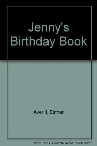 9780060202514: Jenny's Birthday Book