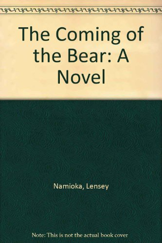 9780060202897: The Coming of the Bear: A Novel