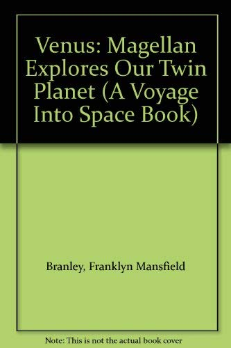 9780060202989: Venus: Magellan Explores Our Twin Planet (A Voyage Into Space Book)