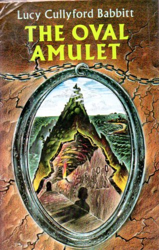 9780060202996: The oval amulet
