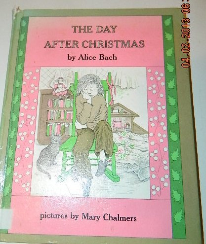 9780060203139: The day after Christmas