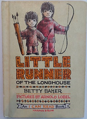 9780060203405: Little Runner of the Longhouse