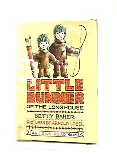 9780060203412: Little Runner of the Longhouse