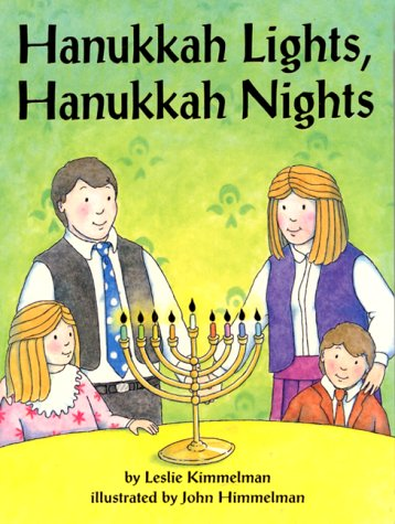 9780060203689: Hanukkah Lights, Hanukkah Nights