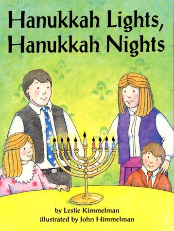 9780060203689: Hanukkah Lights, Hanukkah Nights