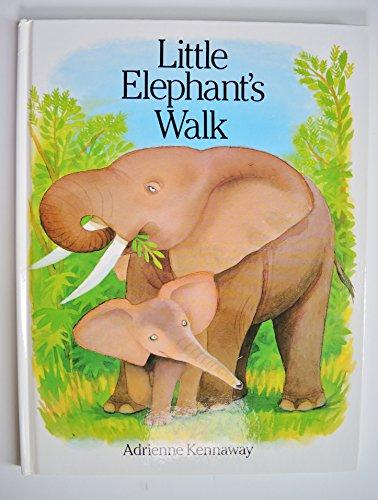 9780060203771: Little Elephant's Walk