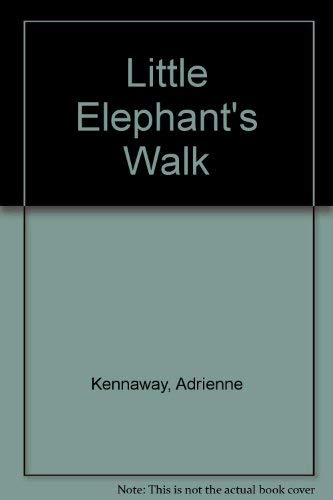 9780060203788: Little Elephant's Walk