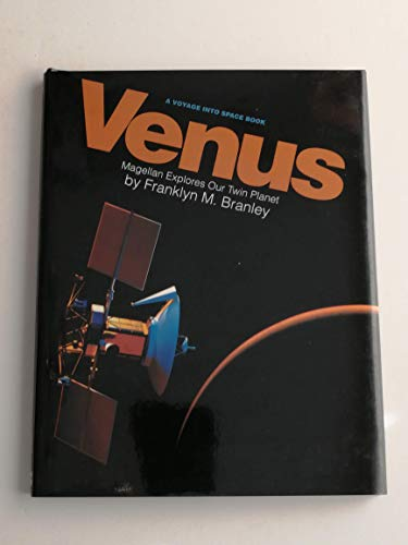 9780060203849: Venus: Magellan Explores Our Twin Planet (A Voyage Into Space Book)