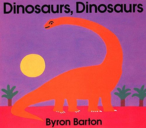 9780060204105: Dinosaurs, Dinosaurs Big Book