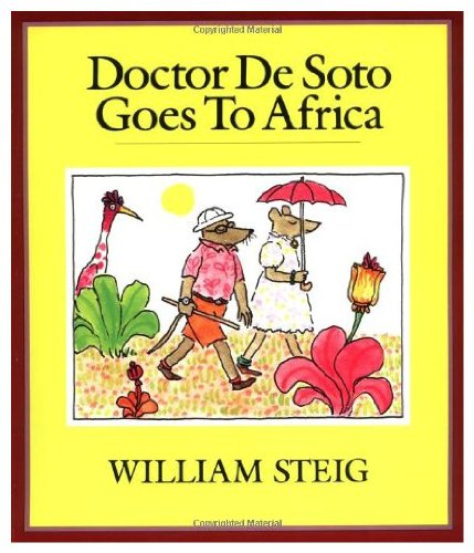 9780060204501: doctor de soto goes to africa