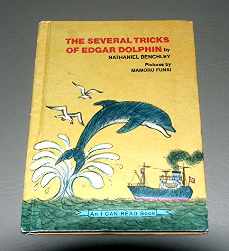 Edgar, The Super Dolphin: Benchley, Nathaniel, Funai,