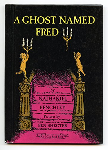 9780060204730: A Ghost Named Fred (An I can read mystery)