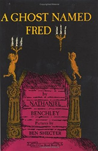 9780060204747: A Ghost Named Fred (An I Can Read Book)