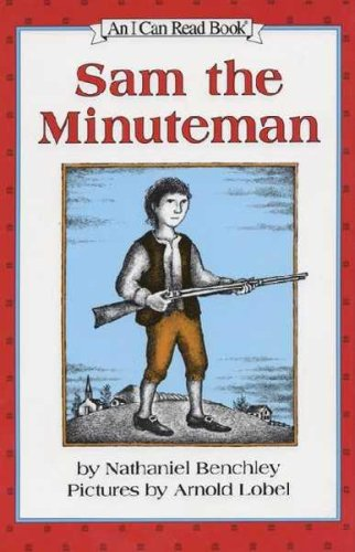 9780060204792: Sam: The Minuteman