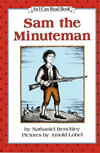 9780060204808: Sam the Minuteman (An I Can Read Book, Level 3)