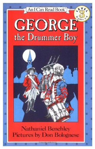 9780060205003: George, the Drummer Boy (An I Can Read History Book)