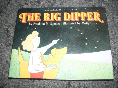 9780060205126: The Big Dipper (Let's-Read-and-Find-Out Science Book)