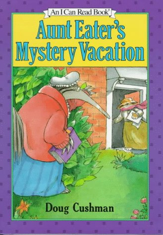 9780060205140: Aunt Eater's Mystery Vacation (An I Can Read Book)