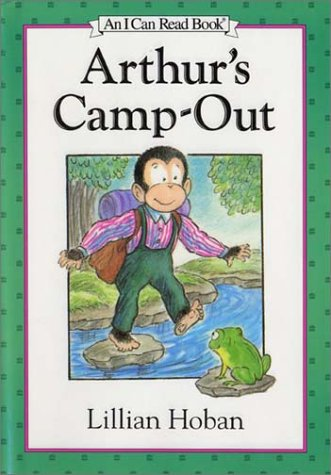 9780060205256: Arthur's Camp-Out (An I Can Read Book)